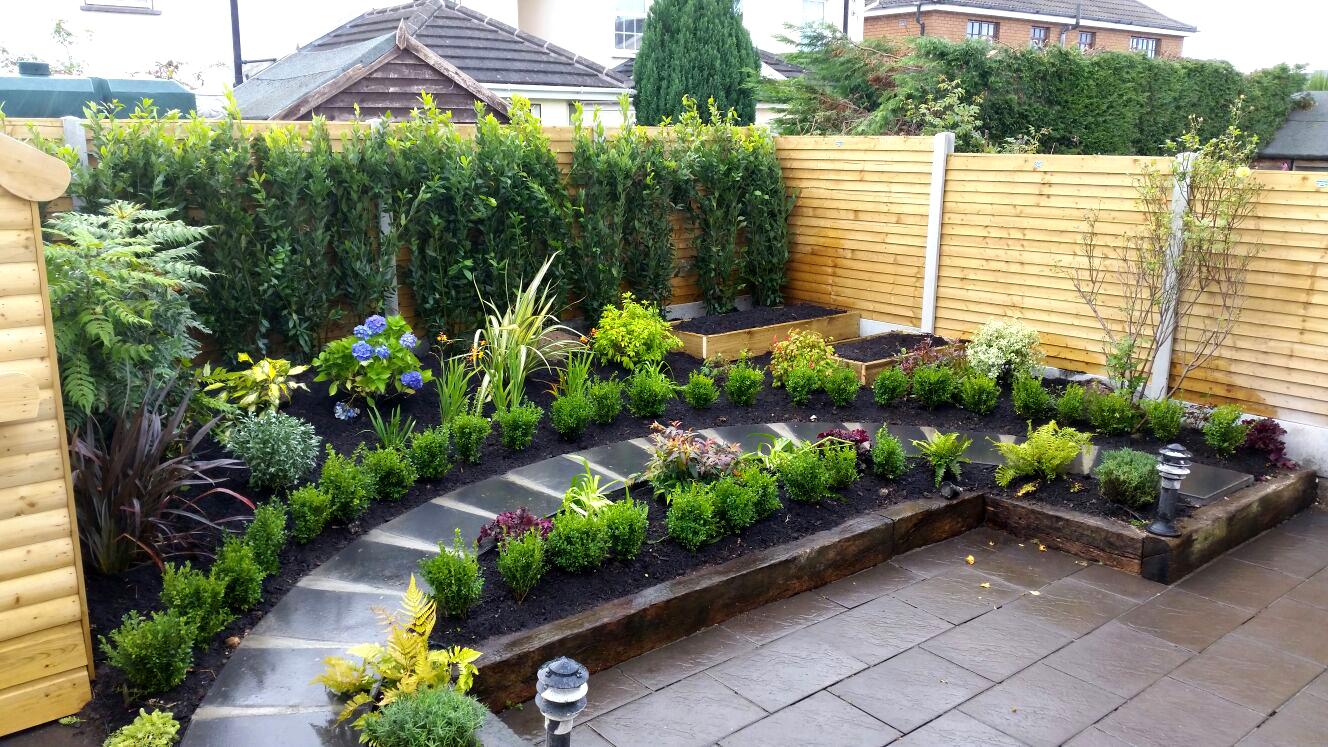 Garden Design Dublin | Landscape Services | Evergreen ...