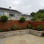 Raised Planter Seating - After Pic 4 - Delaford, Knocklyn, Dublin 16