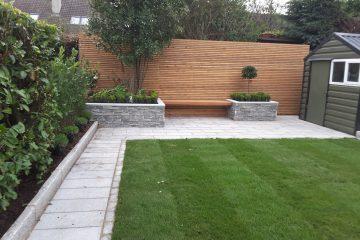 Landscaping services dublin garden design construction for Garden design dublin