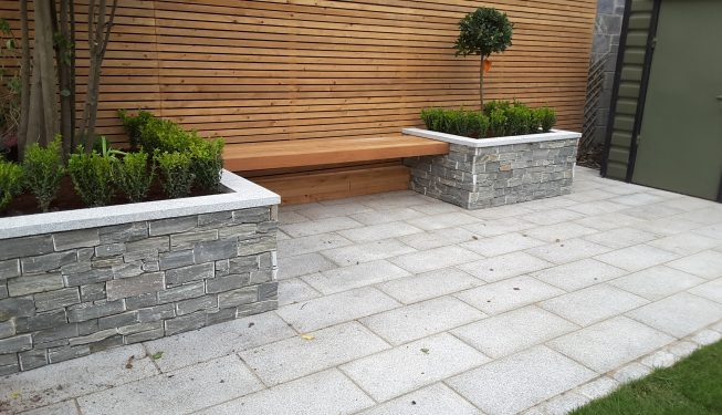 Stone Cladded Walls - Dundrum, Dublin 14 - Image 5