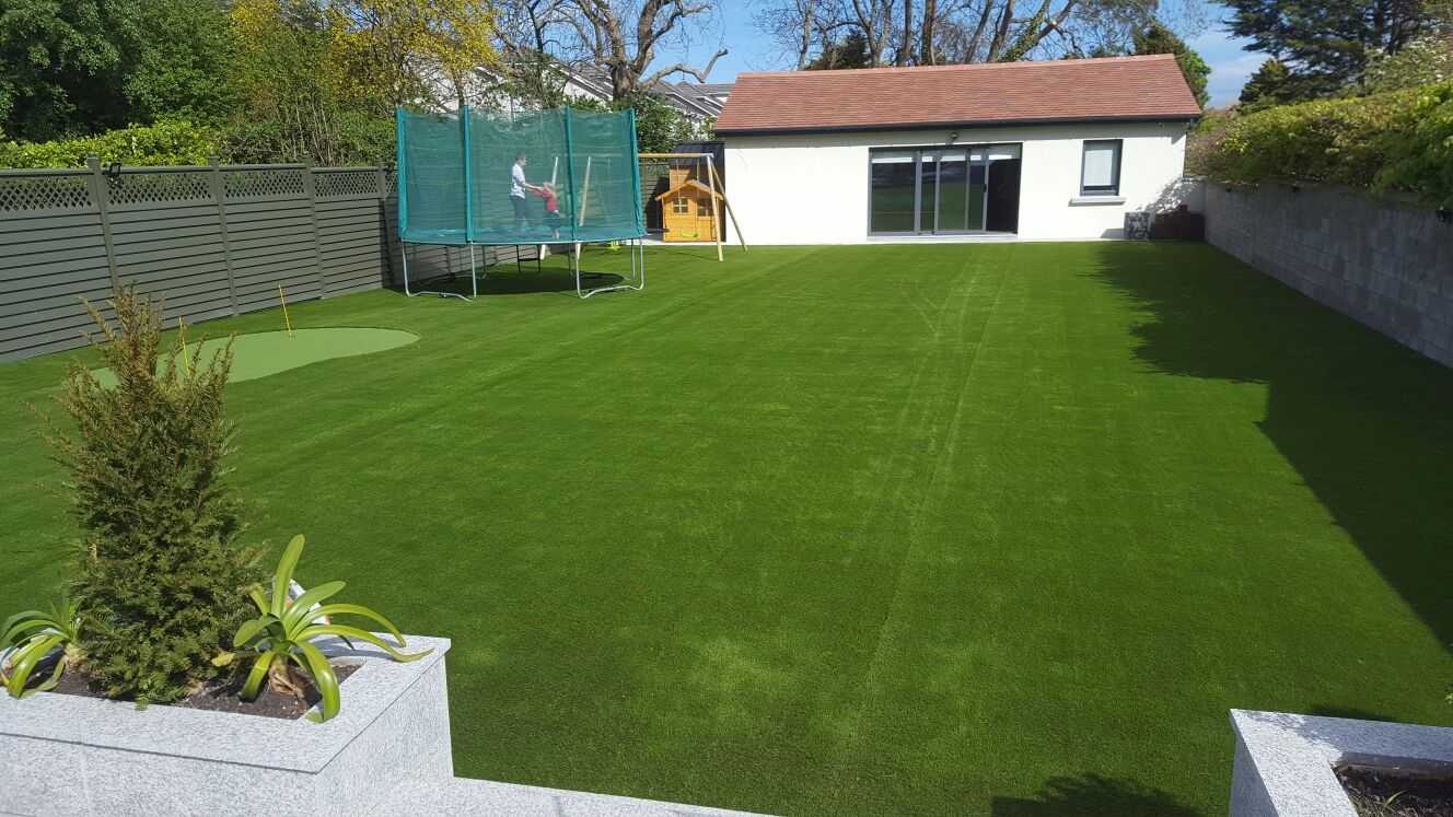 Artificial Grass Clontarf 3