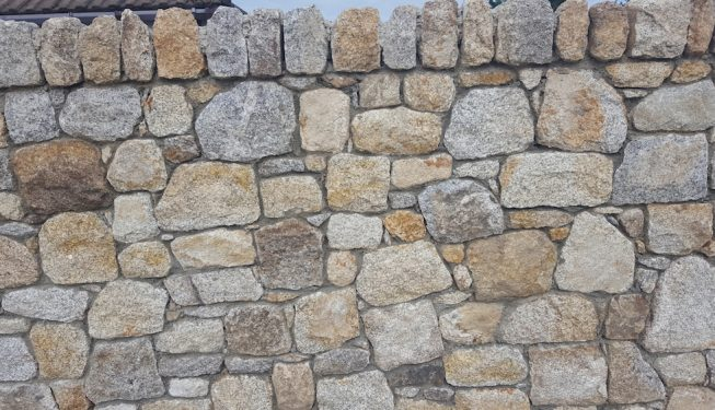 Dry Stone Wall 4